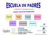 Escuela de Padres en Posadas. Comienzo 27 de Febrero a las 6 de latarde.